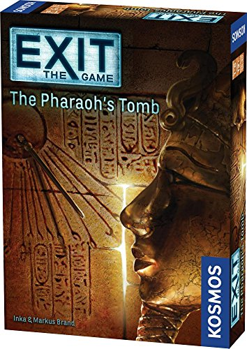 Preisvergleich Produktbild Exit: The Pharaoh's Tomb