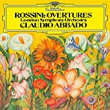 Claudio Abbado: Rossini - Overtures (Vinyl) [Vinyl LP]