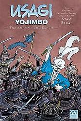 Usagi Yojimbo Volume 26: Traitors of the Earth Limited Edition Hardcover by Stan Sakai (2012-07-17)