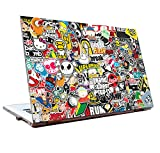 #8: Tamatina HD Quality Laptop Skins/Stickers 15.6-inch for Dell-Lenovo-Acer-HP