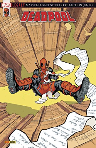 Marvel Legacy : Deadpool N 3 par Hawthorne Mike