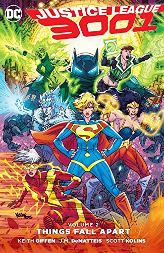Justice League 3001 Vol. 2: Things Fall Apart PDF Books