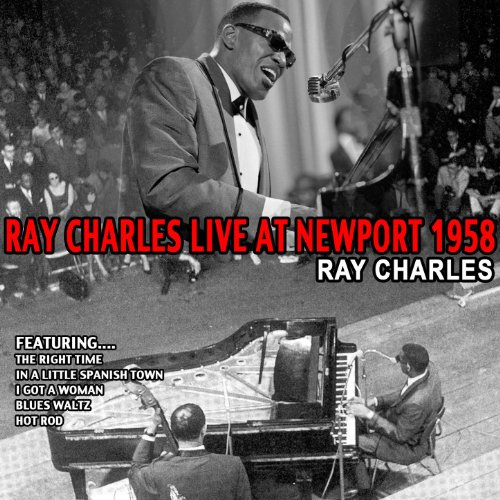 Ray Charles Live At Newport 1958