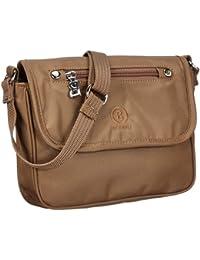 Bogner Leather Savia 2 493805 - Bolso de hombro de nailon para mujer