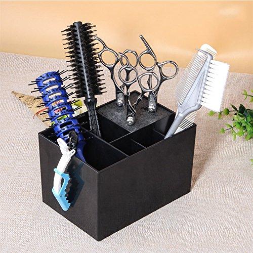 NACHEN Barber Hair Scissor Ständer Salon Pet Groomer Haarspangen Aufbewahrungsbox Frisuren Werkzeug Scheren - Groomer Pet Arm
