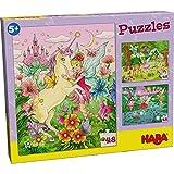 Haba 303354 Puzzles Feenzauber