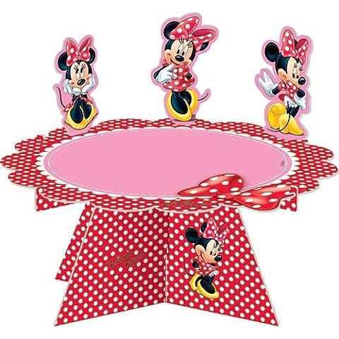 Disney Minnie Mouse Support à gâteau