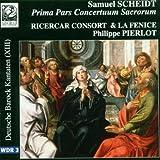 Prima Pars Concertuum Sacrorum [Import anglais]