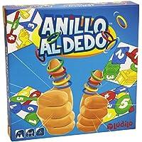 Blue Orange-Anillo Al Dedo