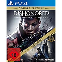 Dishonored: Der Tod des Outsiders Double Feature inklusive Dishonored 2  [PlayStation 4]