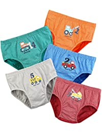 04148c775853ed Espoy Boys Underwear Briefs Boxer Shorts Car Truck 100% Cotton Elasticated  Waist Kids Character Underpants