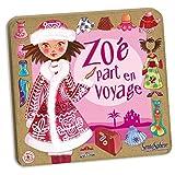 Sentosphere 3900290 - Puzzle magnetico: Zoe va in viaggio