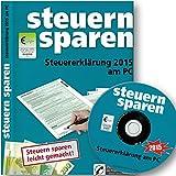 Steuer Sparen 2016 (für Steuerjahr 2015) EFS Sparerklärung TAX Spar Schwein