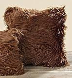 Kissen Furry L40 B40cm Obermaterial:100%Polyacryl