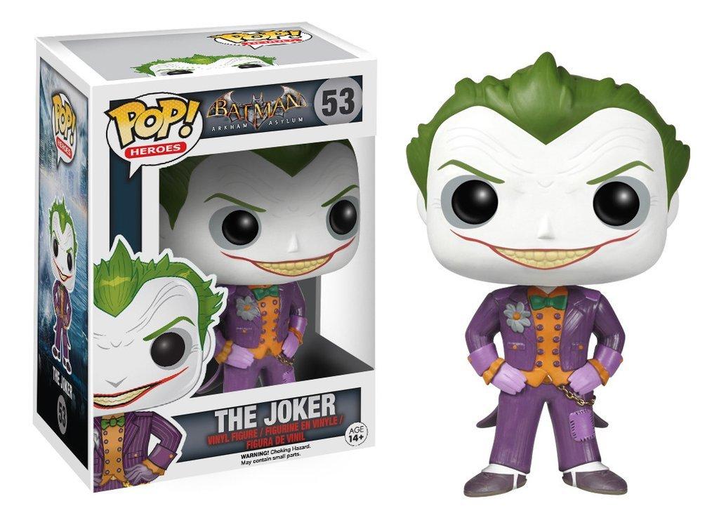 Funko Pop Joker Arkham Asylum (Batman 53) Batman