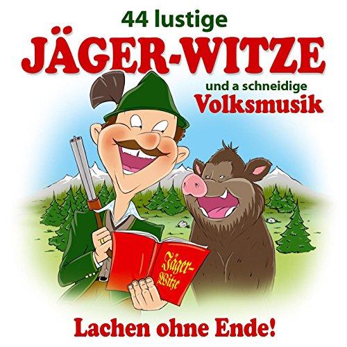 Witze 11: In Afrika auf Jagd / Schwarzbeeren / Jager vor dem Richter / Stammbaum vom Hund (Hund Jagd-lustigen)