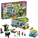 Lego Friends Mia's Camper Van Building Blocks for Girls 6 to 12 Years