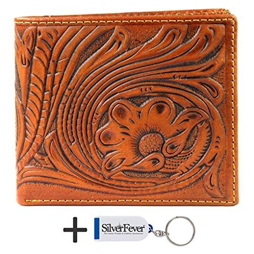 montana-west-damen-herren-geldborse-braun-brown-stitched-2-fold-grosse-one-size