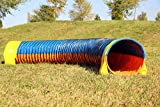 "Callieway® Dog Agility Tunnel ""Turnier"""