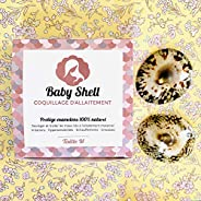 BABY SHELL (T.Small) - Coquillages d'allaitement 100% natu