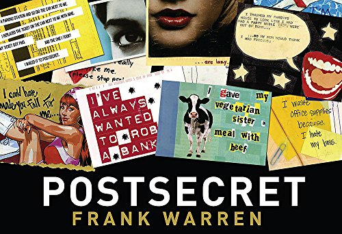 PostSecret: Extraordinary Confessions From Ordinary Lives (Post Secrets Buch)