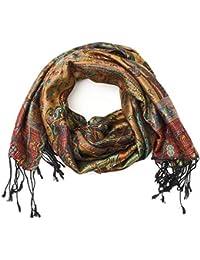 375af775eeb1 Amazon.fr   Violet - Pashminas   Echarpes et foulards   Vêtements