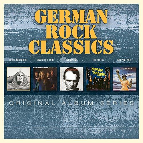 German Rock Classics - Origina...