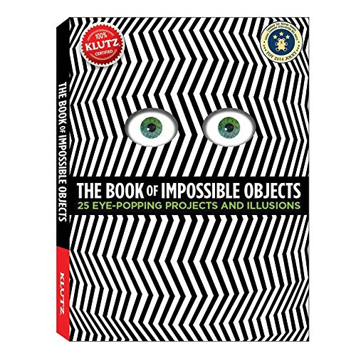 Preisvergleich Produktbild Klutz Book Of Impossible Objects