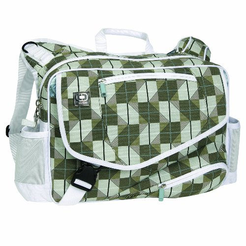 Ogio Laptoptasche Hip Hop, plaidapus, Hip Hop_610, 15 - Messenger Tasche Ogio