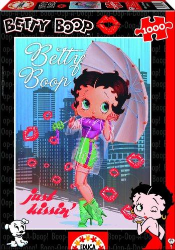 Educa 15188 - Betty Boop-Puzzle, 1000 Teile