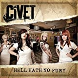 Civet: Hell Hath No Fury (Audio CD)