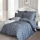 Die besten Gemütliche Beddings Quilts - Lausonhouse Garn gefärbt 100% Baumwolle Chambray Bettwäsche-Set Bewertungen