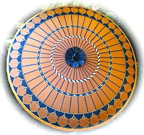 tranditional-burmese-bagan-garden-parasol-patio-umbrella