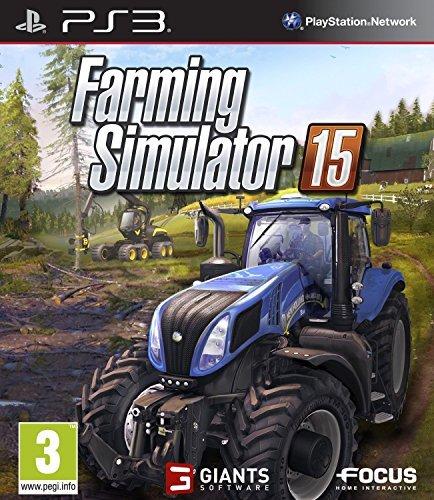 farming simulator 2015 Farming Simulator 15 (PS3) UK IMPORT