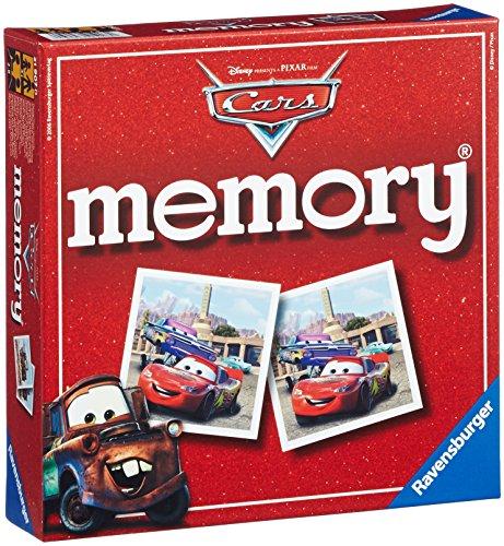 Preisvergleich Produktbild Ravensburger 21907 - Cars memory