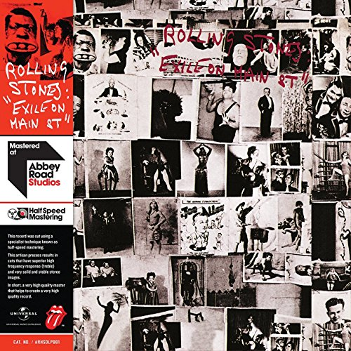 Exile On Main Street: Half Speed Mastering [Vinyl LP]