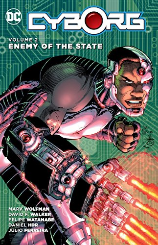 Cyborg TP Vol 2 Enemy oOf The State