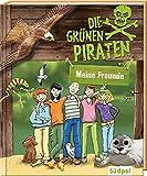 Das Grüne Piraten-Freundebuch (Die Grünen Piraten)