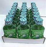 Golfgeschenk BIRDIEMAKER, 24 x Golfschnaps Williamsbirne 0,02l,35% vol, Golfartikel Geschenkidee Golfer Golfshop Party