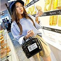 Global Brands Online Bolso de maquillaje impermeable Bolsa de almuerzo portátil de PVC Bolsa Bolsas Alimentos Picnic aislamiento Cooler bolsa de hielo al aire libre