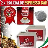 300 ESE Pads Italcaffè Espresso Bar 44mm Kaffeepads