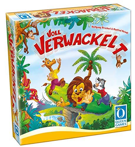 Queen Games 30080 - Voll Verwackelt