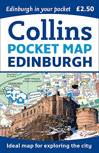 Edinburgh Pocket Map: The perfect way to explore Edinburgh (Maps)