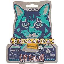 Treat Me Me Collar con Campanas Gato Ajustable Cascabel para Collar de Mascotas Protección para Gato
