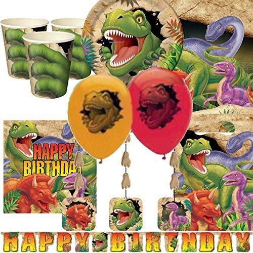 Dino Blast Paraurti pacco festa per 8
