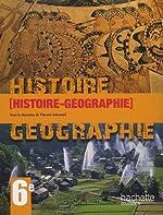 Histoire-Géographie 6e de Vincent Adoumié
