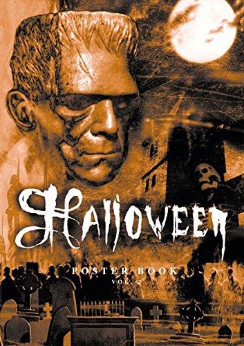 Halloween Poster Book Vol.2 (Posterbuch DIN A4 hoch): Halloween Poster Book Vol.2 (Posterbuch, 14 Seiten) (CALVENDO Spass) [Taschenbuch] [Sep 29, 2014] Sauer, Sven