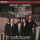 Cello Concerto/Concerto for Oboe and Harp