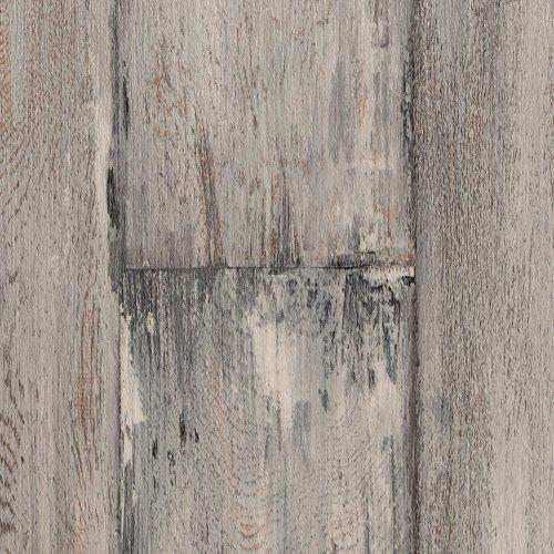 Preisvergleich Produktbild BODENMEISTER BM70561 PVC CV Vinyl Bodenbelag Auslegware Holzoptik vintage rustikal grau blau 200, 300 und 400 cm breit, verschiedene Längen, Variante: 3 x 4 m