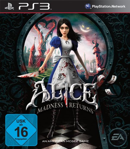 Electronic Arts Alice: Madness Returns (uncut)